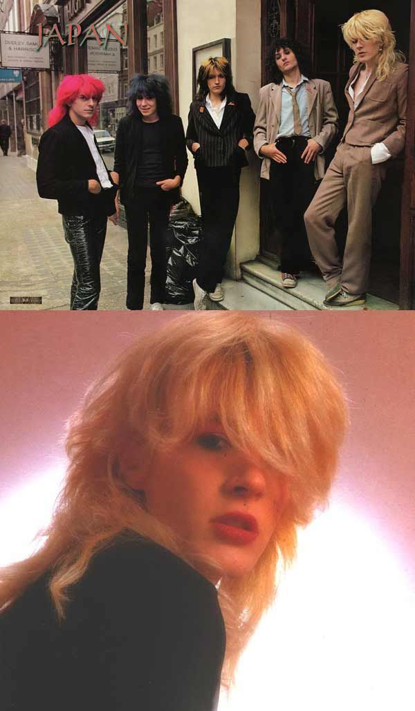 Japan & lead vocalist David Sylvian | I Survived The 70s