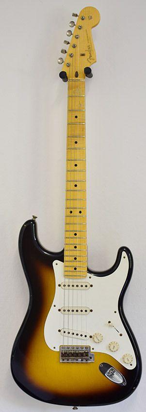 Fender CS Stratocaster 1956 London Journeyman 2TS