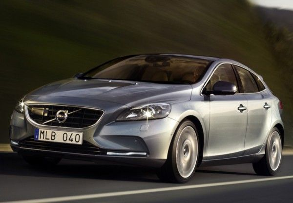 volvo will launch it s new hatchback as v 40 in 2013 cars
