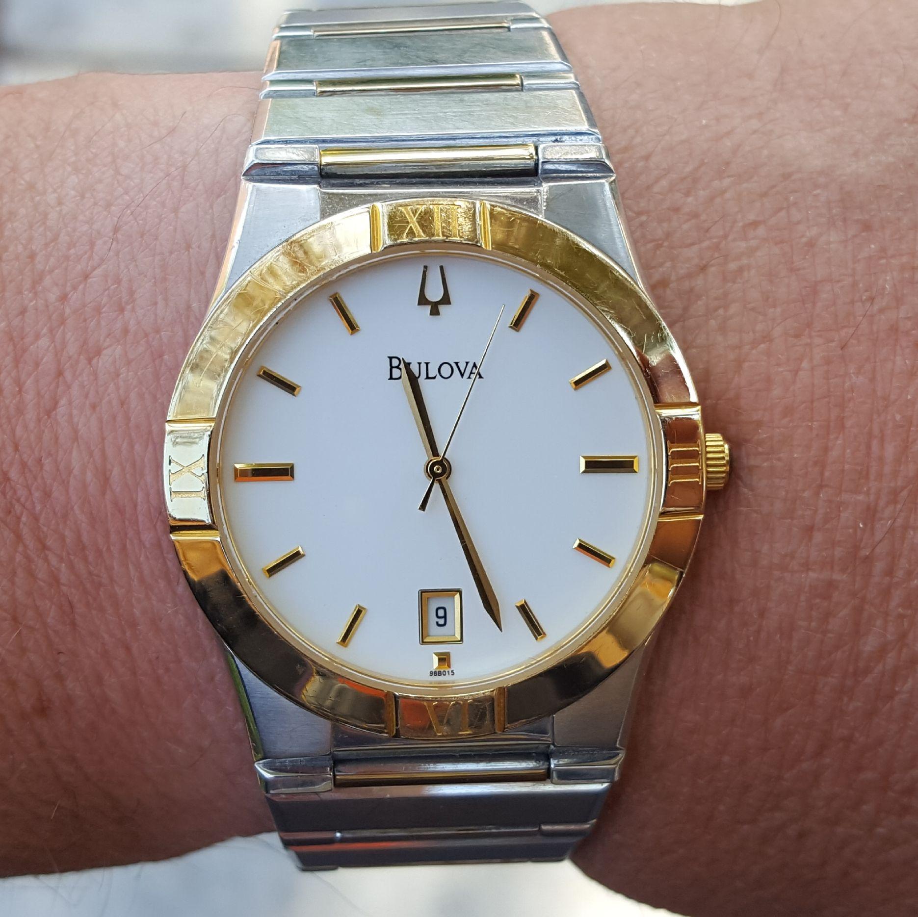 169286d60 Bulova C9671360 | Watches in 2019 | Rolex watches, Bulova, Watches