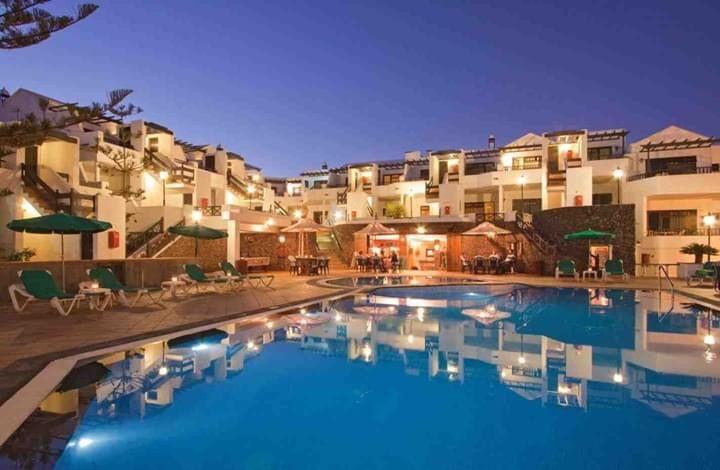 Villa Volcan Apartments in Puerto Del Carmen Lanzarote ...