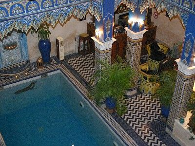 Exotic nights in Marrakech