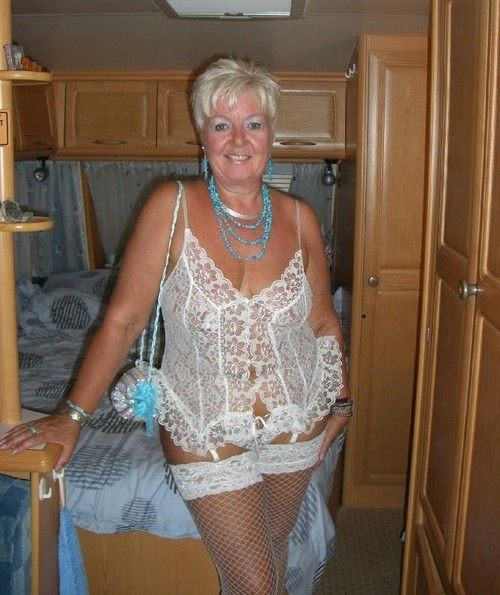 mature british wife