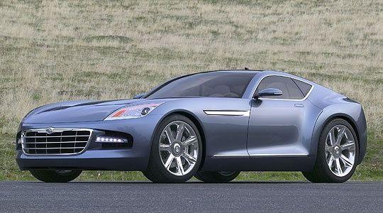 Chrysler Firepower Coupe Concept With 6 1 Litre Hemi V8