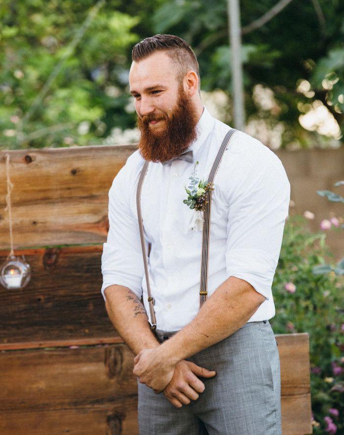 design intemporel 5f73b f9988 tenue mariage champetre homme chic avec costume chemise ...