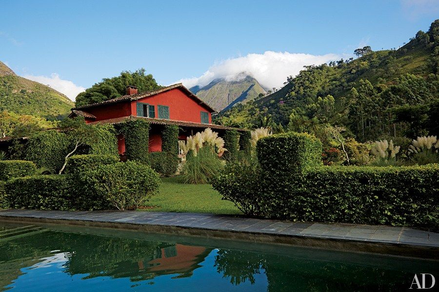 Mountain Homes in Aspen, Switzerland, and North Carolina Photos | Architectural Digest