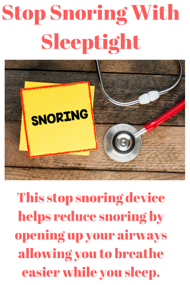 Sleep Tight Mouthpiece Sleeptight Snoring Mouthpiece Review Caring 4 Y Self