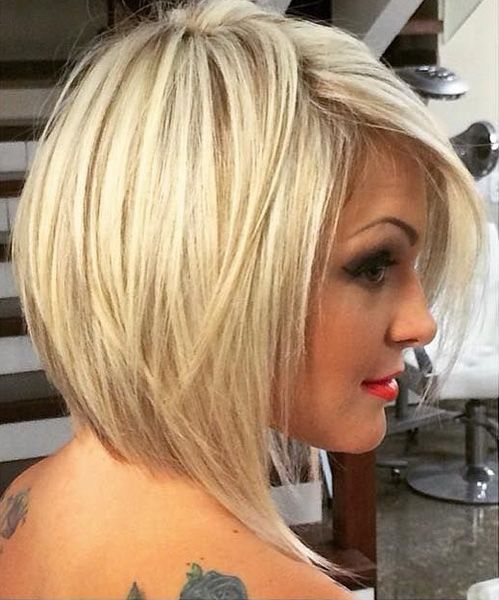 Short Layered Bob Hairstyles New Elegant Short Layered Bob Haircuts For Women  Short Layered Bob