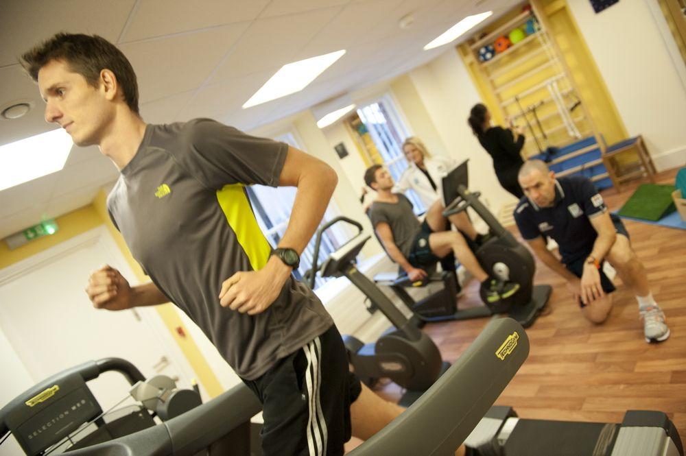 a top international sports rehab specialist