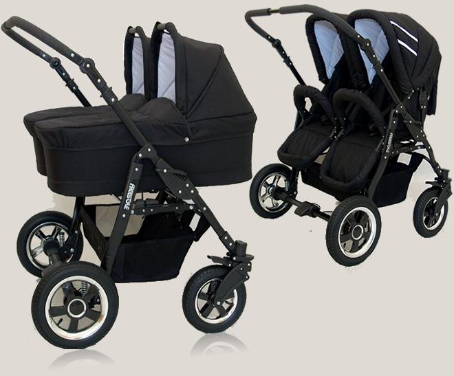 Freestyle twins duowagen 2 in 1 pinterest tandem innovatieve