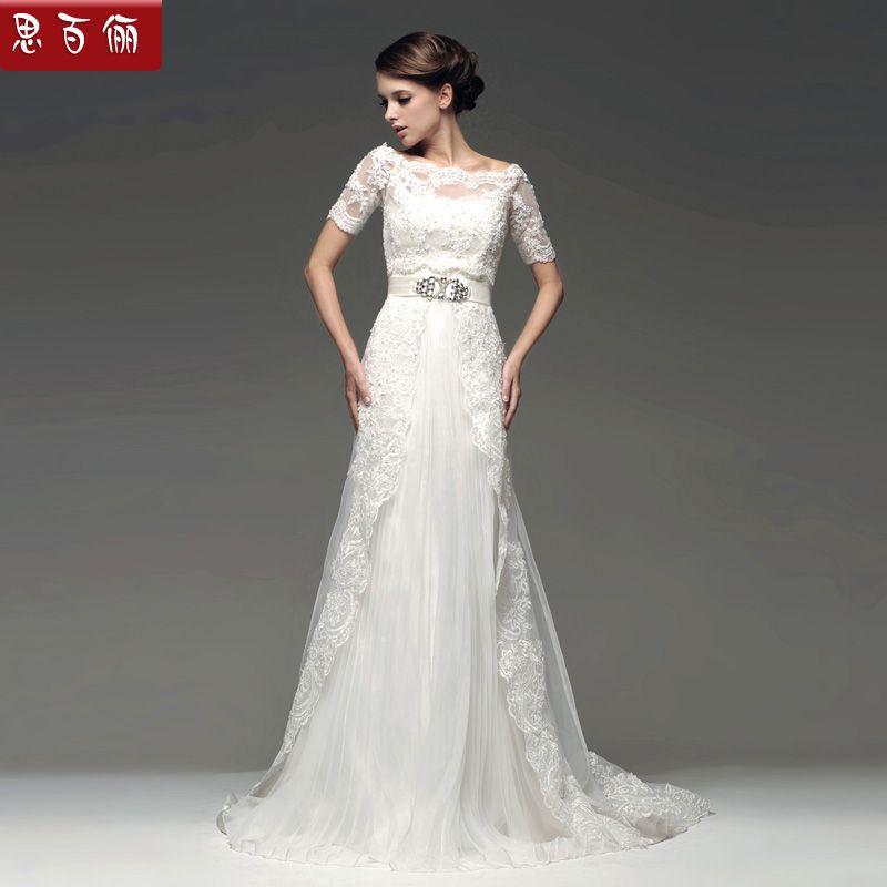 фото свадебных платьев с рукавами из кружева: 26 тыс ...