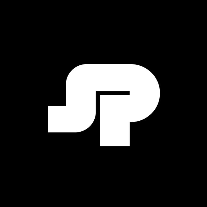 Seraphin Pümpel & Söhne by Othmar Motter. (1973) #logo #monogram #branding