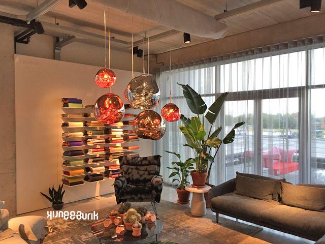 Moroso Diesel showroom Amsterdam. Cloudscape stoel. Burik & Burik bv ...
