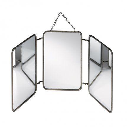 Un budget de 54,90 euros pour… un joli miroir triptyque ...
