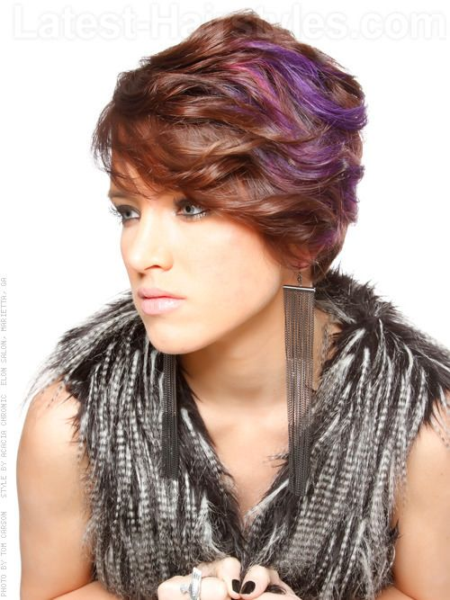 12 Cute Short Hairstyles and Haircuts for Round Faces and How to ...