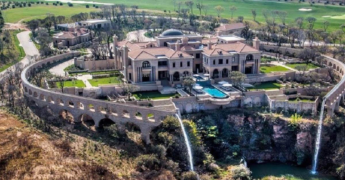 The Mother Of All Ab Workouts Mansions Expensive Houses Modern Mansion