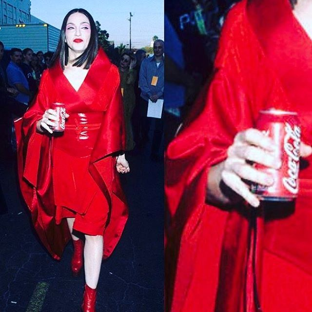 Madonna Throws Shade at Pepsi Following Kendall Jenner Ad Controversy