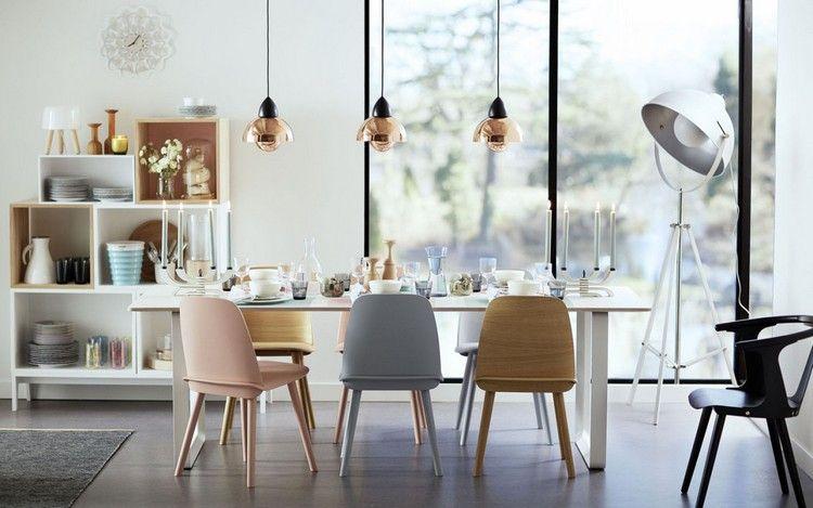 107 idées fantastiques pour une salle à manger moderne Room - decoration salle a manger contemporaine
