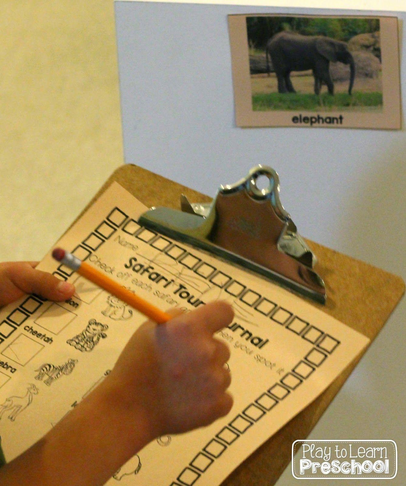 Take your Students on a Wild Classroom Safari, Take your Students on a Wild Classroom Safari,