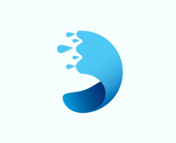 28 Inspiring Water Based Logos Logo Design Logo Inspiration Graphic Design Branding