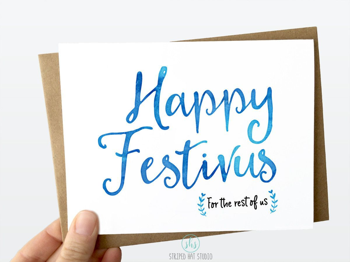 Happy festivus card happy festivus festivus and products happy festivus 5x7 greeting card m4hsunfo