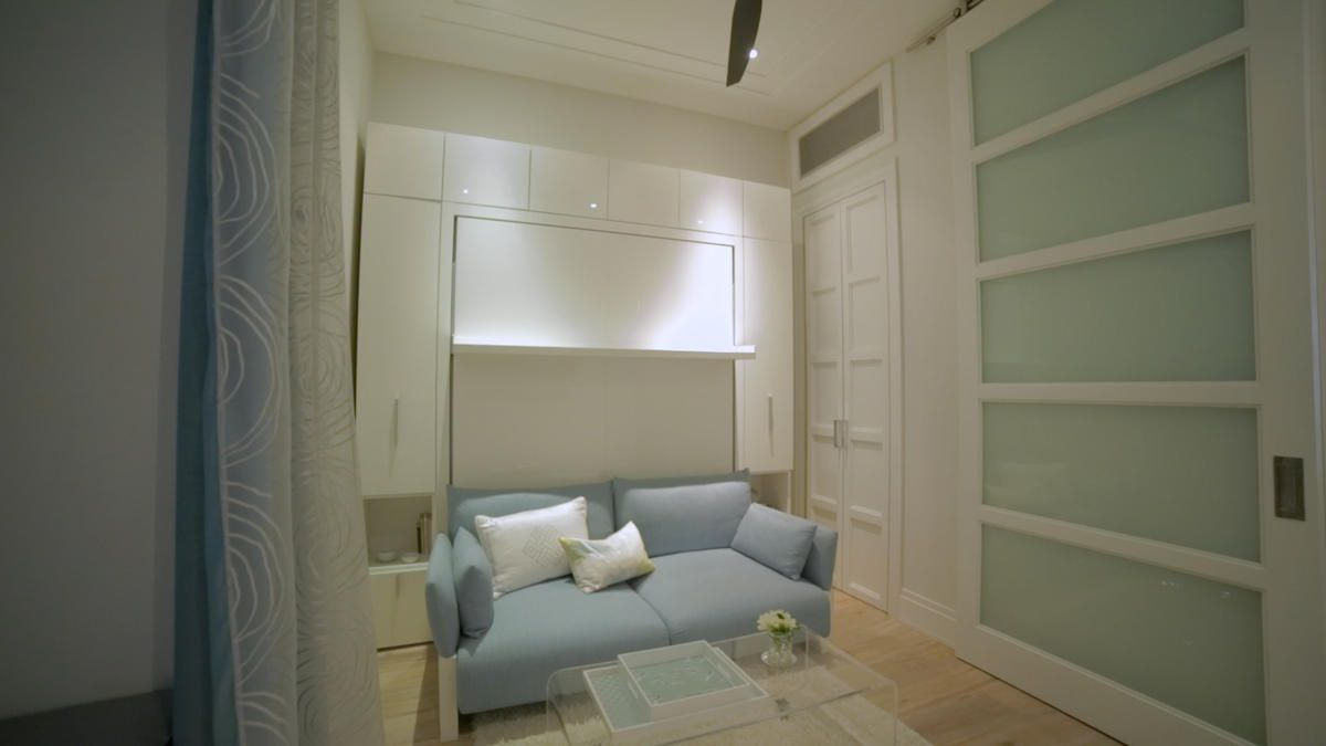 Kelly Giesen A Small Space Made To Feel Larger Small Space Made To