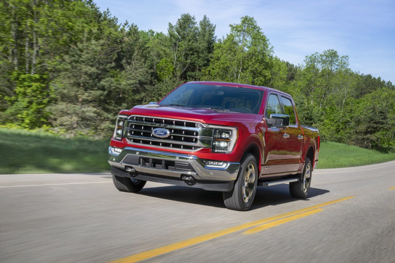 When It Comes To Pickup Trucks No Brand Names Stand Out Quite As Bright As Ford The Ford F 150 Has Also Been Making A Name New Trucks Ford F150 Ford