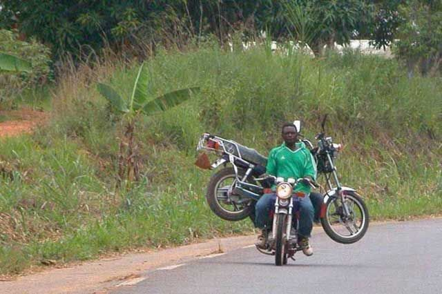 Funny Image Of Motorcycle Towing Service With Images