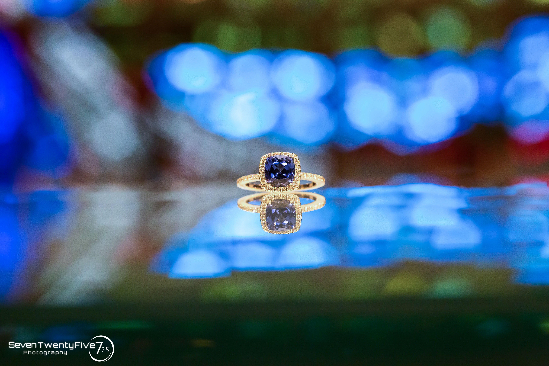 Nashville Wedding Photographers - Wedding Rings - Engagement Ring