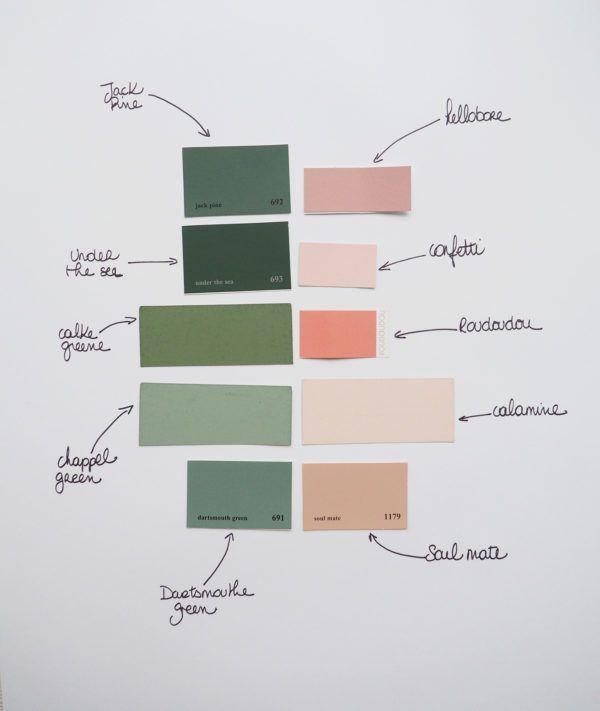 Harmonisieren Sie Die Farben 1 Palette De Couleurs Vert