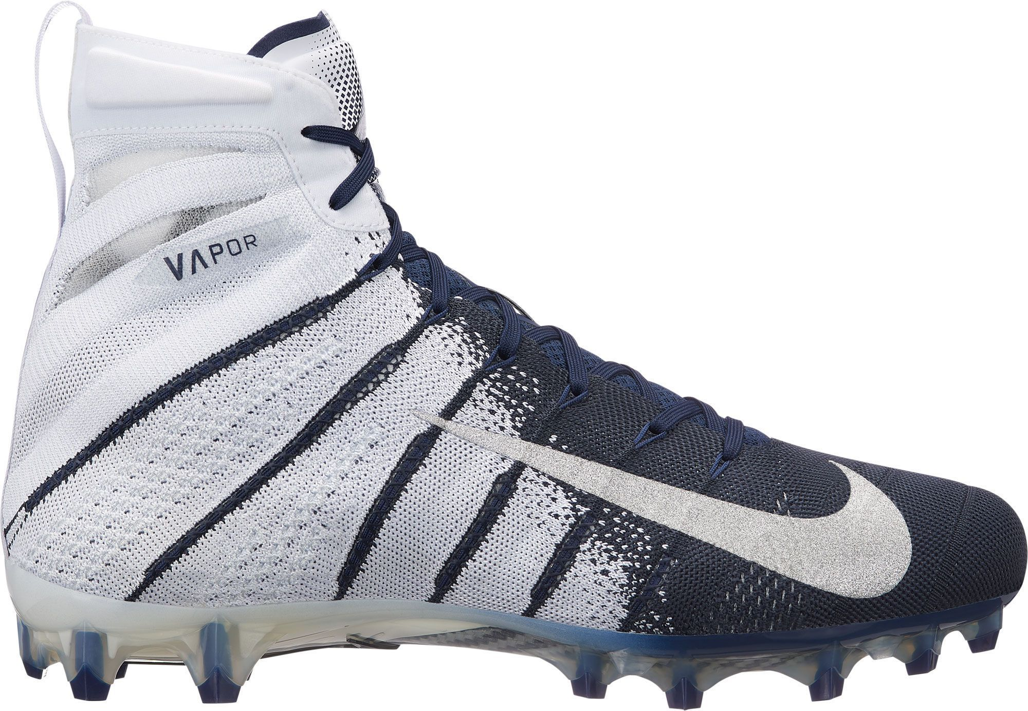 new arrival fe527 9538b Nike Men s Vapor Untouchable 3 Elite Football Cleats, White