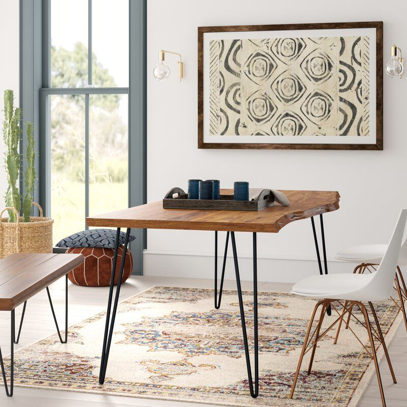 Lolotoe Dining Table With Images Dining Table Live Edge