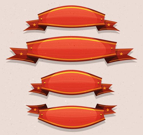 Circus ribbon banners vector 01 - https://www.welovesolo.com/circus-ribbon-banners-vector-01/?utm_source=PN&utm_medium=welovesolo59%40gmail.com&utm_campaign=SNAP%2Bfrom%2BWeLoveSoLo