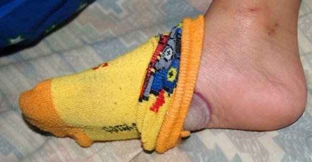 La medicina china asegura que los pies están fuertemente
