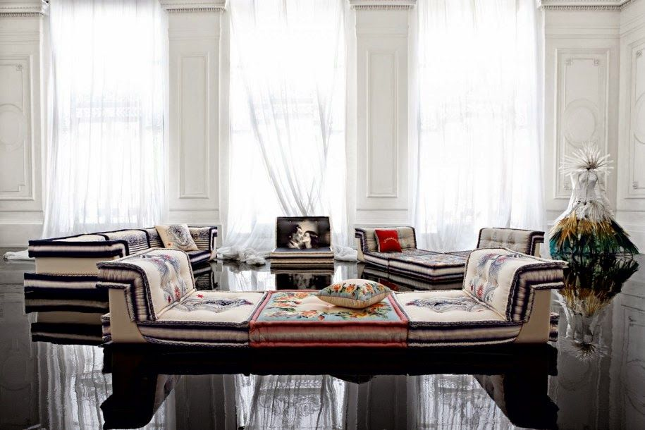 Canape Roche Bobois By Jean Paul Gaultier With Images Loft