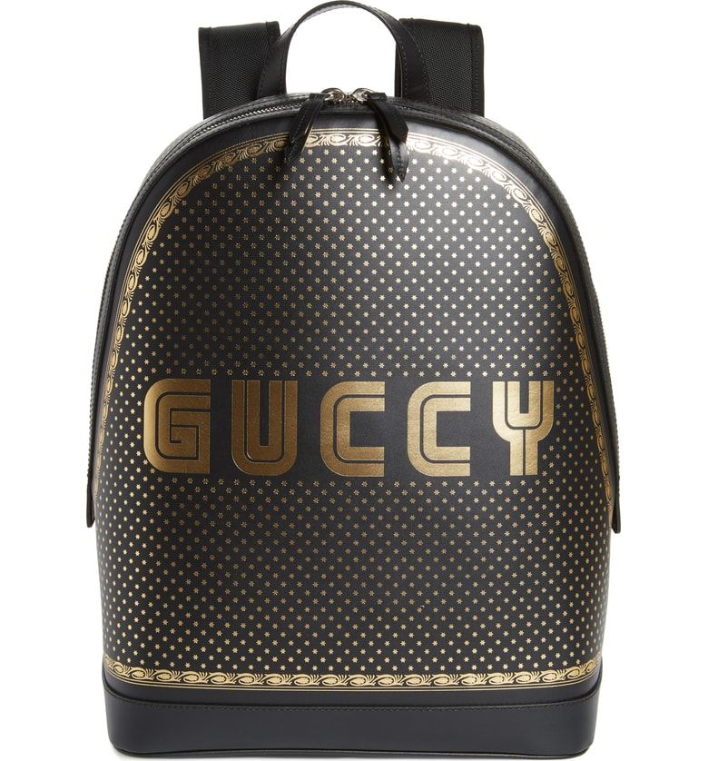 119d7f6a62a Free shipping and returns on Gucci Magnetismo Leather Backpack at  Nordstrom.com. Level-