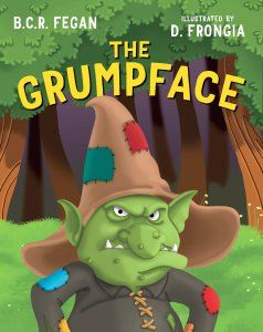 Win A Copy Of The Grumpface Traditional Fairy Tales