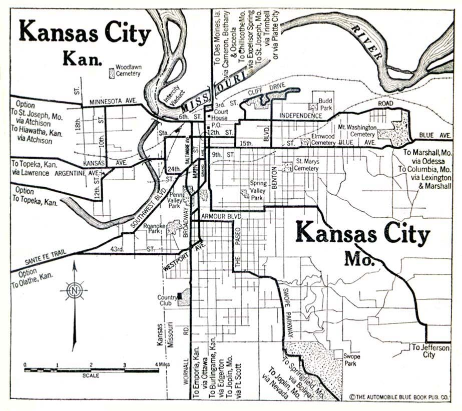Has tons of interesting information on Kansas Citys history
