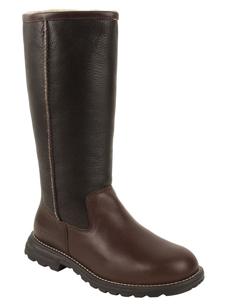 ugg boots singapore #cybermonday #deals #uggs #boots #female #uggaustralia #outfits #uggoutlet ugg australia UGG® Australia Women's Brooks Tall in Brown ugg ...