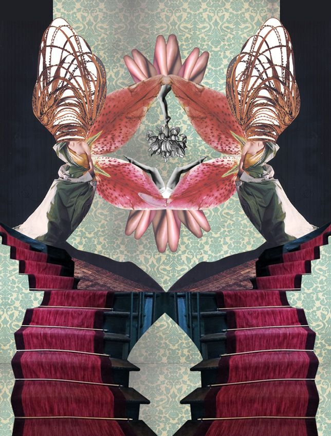 Collage - Marcia Albuquerque   Paris  marcia@substancia4.com.br