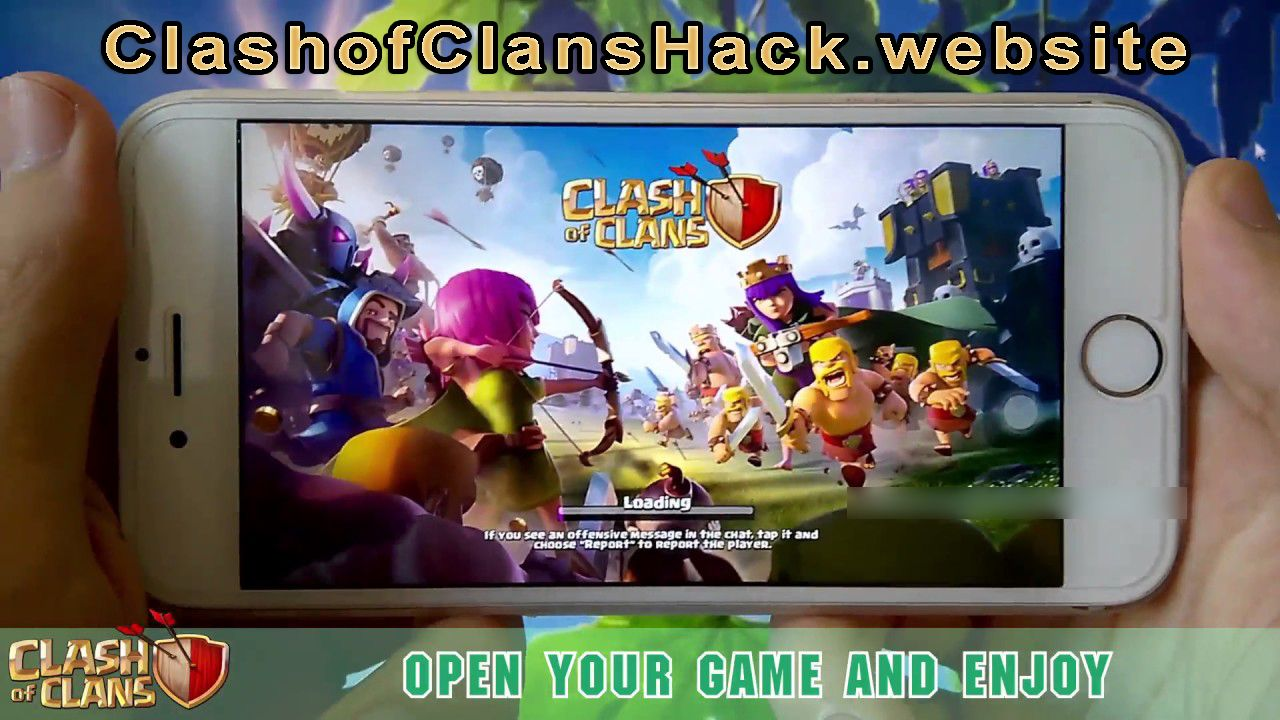 Clash of Clans Gems Hack 2017 How to Get Unlimited Free