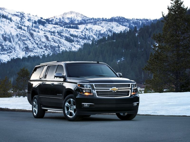 9 Passenger Suv >> Top 9 Passenger Suvs New Car Chevrolet Suburban