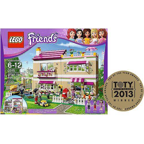 LEGO Friends Olivia's House - Walmart.com $59.89. I like this a lot ...