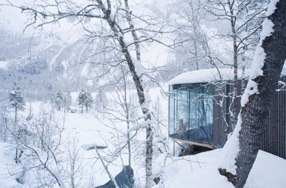 Winter Peace Juvet Landscape Hotel Norway Travel Norway