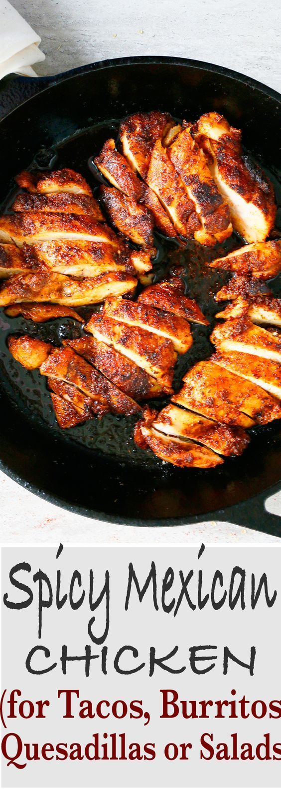 Baked Mexican Chicken Mexican Chicken For Tacos Mexicanchicken Recipesfordinner Spicychickenr Chicken Recipes Spicy Chicken Recipes Easy Cooking Recipes