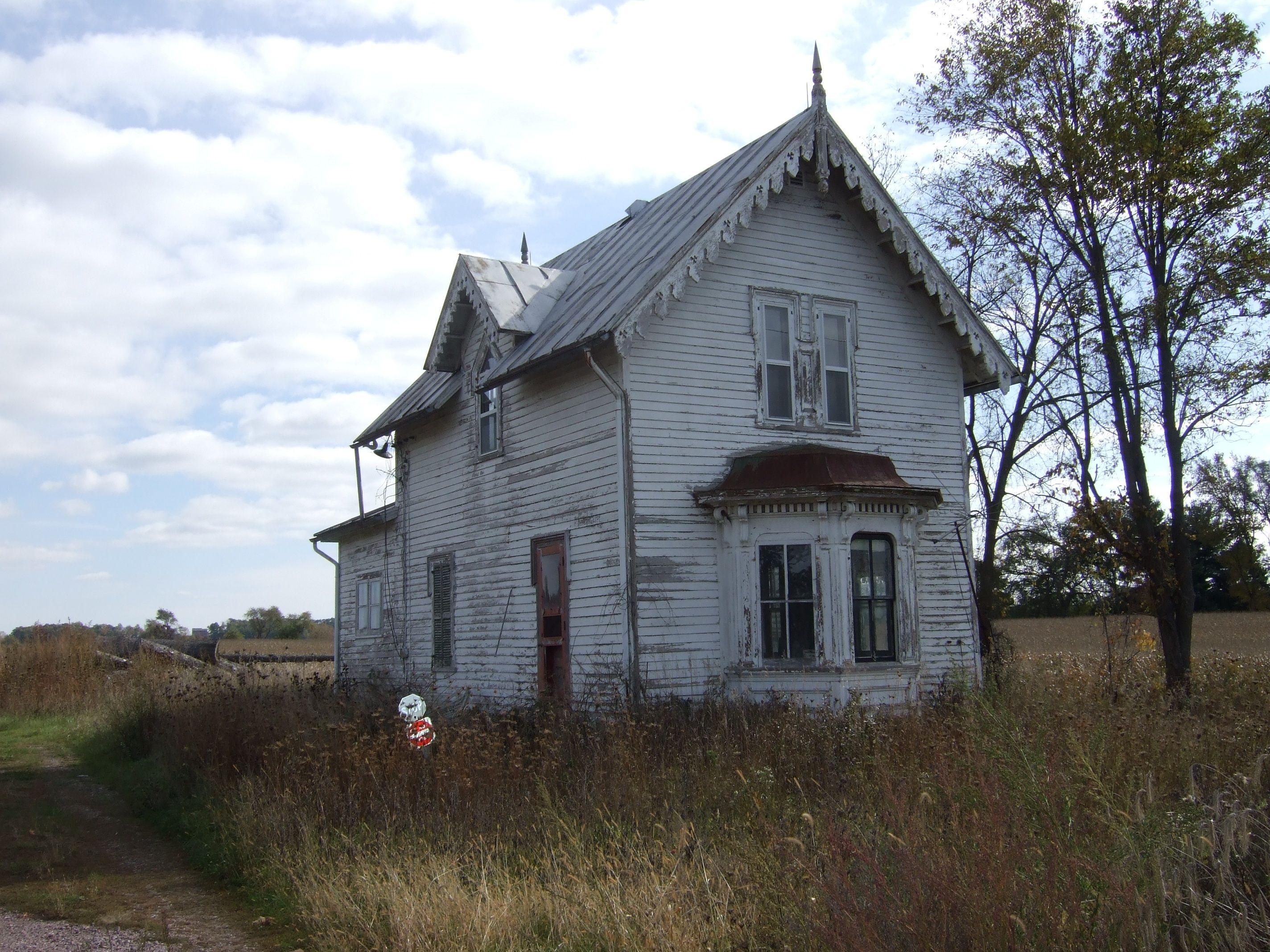 Abandoned Farmhouse Abandoned houses, Abandoned farm
