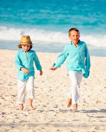 ring bearer outfit destinationweddings ringbearer beachbrides