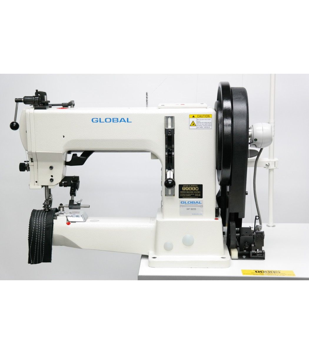Global WF9205 Industrial Heavy Duty Cylinder Arm Walking Foot - IS-376 - Industrial Sewing Machines