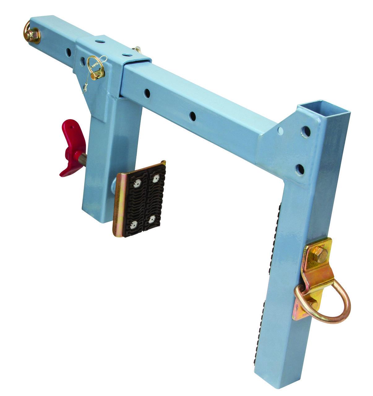 "FallTech 7460A Parapet Wall Anchor 1/2"" to 15"" OSHA"