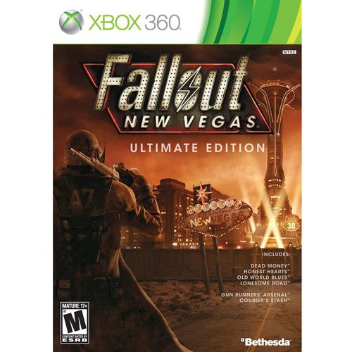 Fallout: New Vegas - Ultimate Edition (Xbox 360) | Favorite